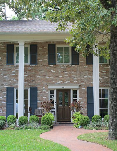 Ultra Composite Window Replacement in Houston, The Woodlands, Tomball, Katy, Spring Cypress, Kingwood