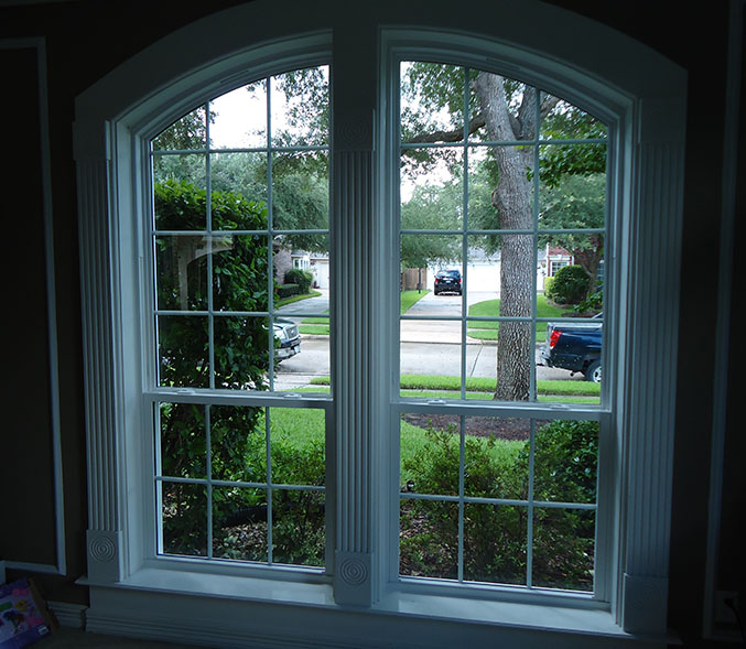 Ultra Decorative Composite WIndows - Ultra Windows - Replacement Windows in Houston, Katy, Tomball, Kingwood, The Woodlands