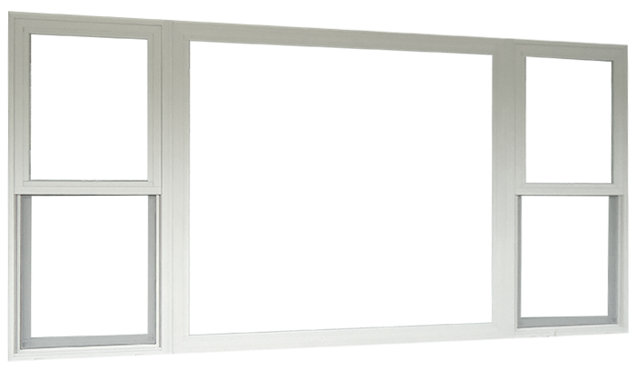 Ultra Picture Window Replacement - Ultra Windows - Replacement Windows in Houston, Katy, Tomball, Kingwood, The Woodlands