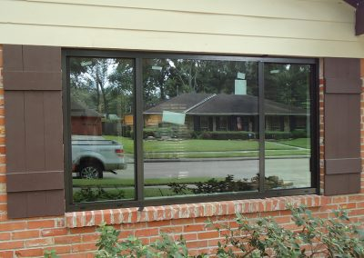 Ultra Sliding Replacement Window - Ultra Windows - Replacement Windows in Houston, Katy, Tomball, Kingwood, The Woodlands