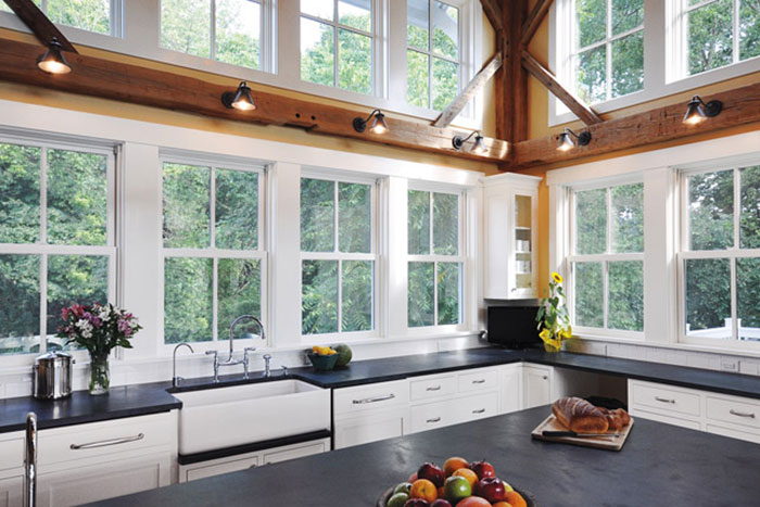Ultra Wood Replacement Windows The Woodlands, Memorial, Katy, Tomball, Spring