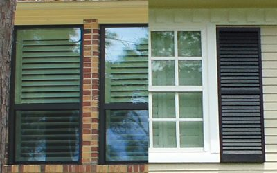 Vinyl or Aluminum Windows?