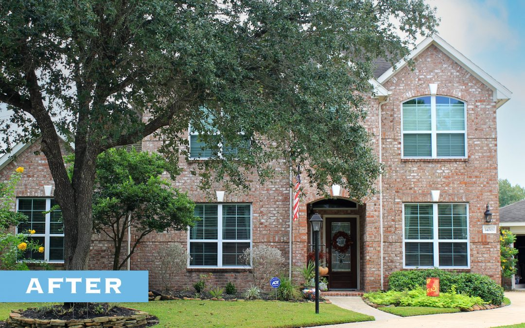 Ultra Window Replacement in Cypress Texas with Aluminum windows